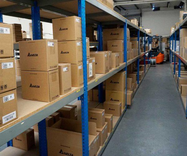 Softstart UK Warehouse